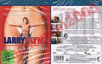 Blu-Ray THE PEOPLE VS LARRY FLYNT Woody Harrelson Edward Norton Region B/2 NEW