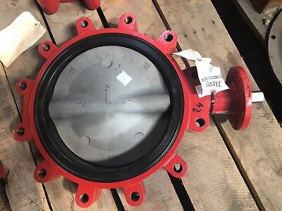 "New Bray Series 31 12"" / 12 IN Butterfly Valve Lug / Lugged Butterfly Valve"