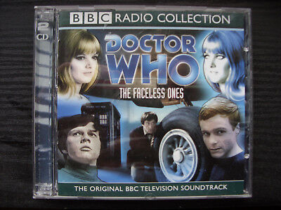 Doctor Who The Faceless Ones 2 X Cd Set Missing Story