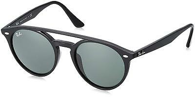 6ae374b036 Ray Ban RB4279F 601 71 51MM Double Bridge Sunglasses Black   Green Classic  G-