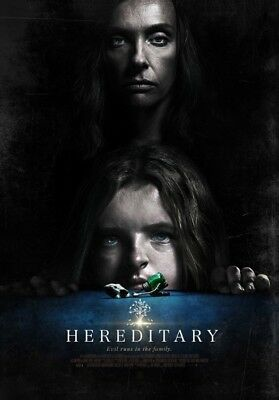 HEREDITARY great original 27x40 D/S movie poster LAST ONE (lo1)