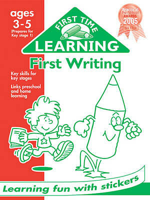 First Writing (First Time Learning), New Books