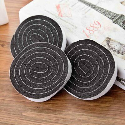 Home Adhesive Weather Stripping Under Door Draft Stopper Window Seal Strip 4pcs
