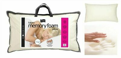 Luxurious Anti-Allergy Cot Bed Pillow - Nursery, Junior, Kids, Baby, Toddler