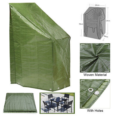 Waterproof Outdoor Garden Covers Patio Stacking Chair Cover Furniture Sofa