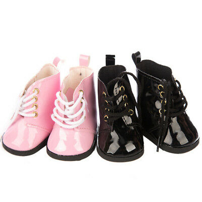 1 Pair doll shoes for 18 inch doll 43cm dolls party daily shoes accessories K