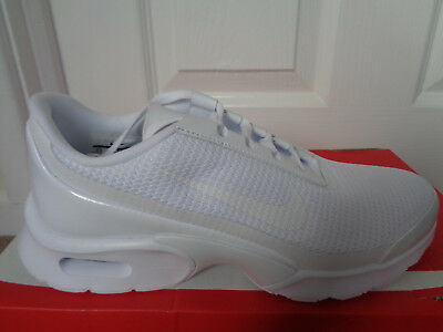 WOMENS NIKE AIR MAX JEWELL Beige Running Trainers UK 6 ( Eur