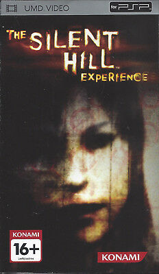 THE SILENT HILL EXPERIENCE - UMD video for PSP