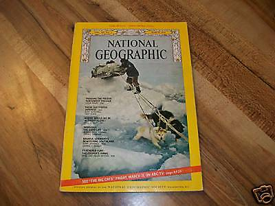 Vintage National Geographic March 1974  Vol.145, No 3