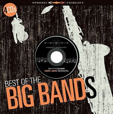 Sonoma Stereo Fidelity Best of The Big Bands (Limited Edition 4 CD Set)