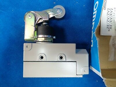 Roller Lever Limit Switch; Omron ZE-NA2-2S, New in Box