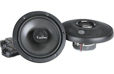 "MEMPHIS MCX42 4/"" CAR AUDIO 2-WAY ALUMINUM ALLOY TWEETERS COAXIAL SPEAKERS NEW"