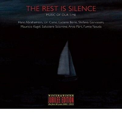 Anzellotti/caine/string Quartet/ - The Rest Is Silence-Music Of Our Time Cd New+