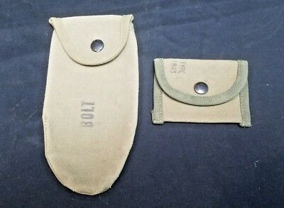 WWII M1919 Bolt Pouch for M1 Garand Carbine Cleaning Kit Pouch