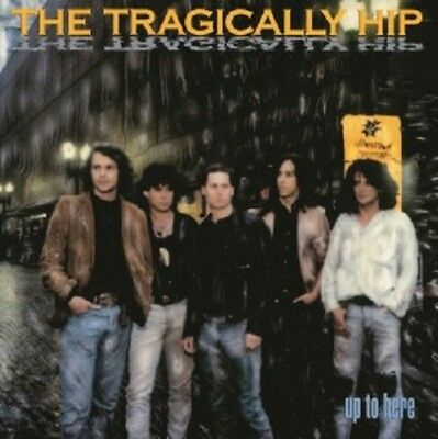 The Tragically Hip - Up To Here  Vinyl Lp  11 Tracks Rock  New+
