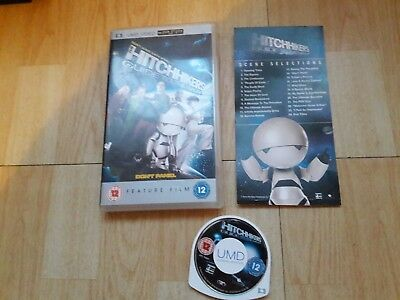 The Hitchhikers Guide To The Galaxy - Sony PSP UMD