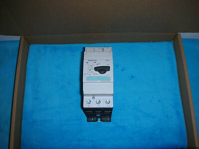 1pc used Siemens motor protection 3RV1031-4BA10 Tested