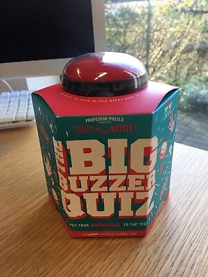 The Games Club Kids The Big Buzzer Quiz Game