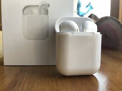 *NEW* Premium Airpods Style Wireless Earbuds w/ Charging Case for iPhone&Android