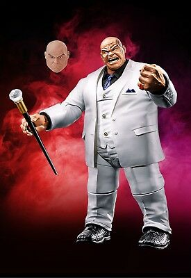 KINGPIN Marvel Legends  BUILD-A-FIGURE - 100% COMPLETE BAF KINGPIN - PRE-ORDER