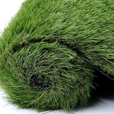 Artificial Grass Aspen 40mm | Top Quality Realistic Fake Lawn Astro Turf 2m & 4m