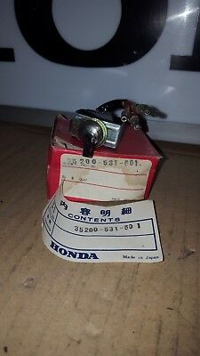 Honda S600 S800 S 800     RARE TOGGLE SWITCH NOS 35200-531-601