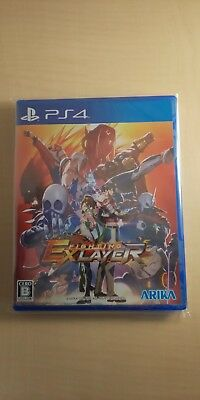 Fighting EX Layer PS4 Japan