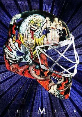 2001-02 Between the Pipes The Mask #12 Roman Turek