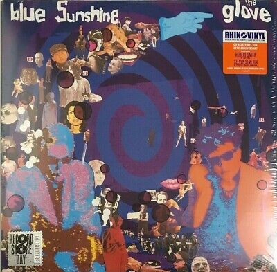 rare THE GLOVE sunshine 2013 RSD BLUE LP LOW #0777/3500 Robert Smith of THE CURE