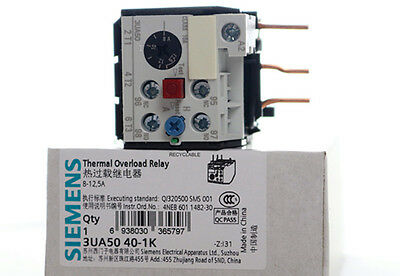 1PC New in box SIEMENS Thermal Overload Relay 3UA5040-1K