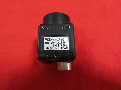 1PC CIS VCC-G20X30T1 industrial camera good in condition for industry use