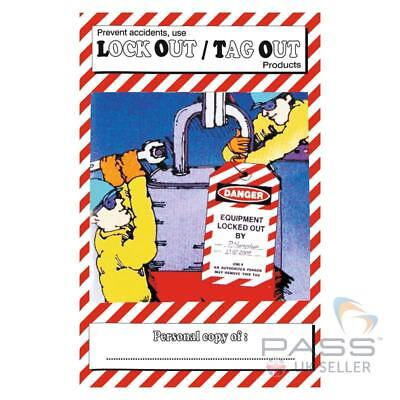 Lockout Training Booklet - LOTO Guidelines for Safety, Inspection, Training etc.