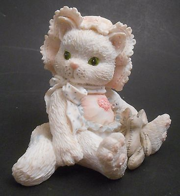 Calico Kittens Love's Special Delivery EUC 628425 Baby Girl Cat