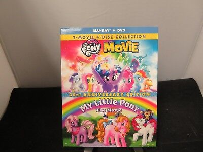 My Little Pony: 35th Anniversary Collection Blu-ray