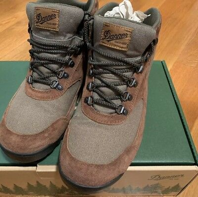e8594a610df MEN'S DANNER JAG Hiking Boots 37365 Bark/ Dusty Olive - $135.00 ...