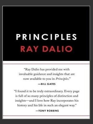 Principles Life and Work by Ray Dalio  EMAILED (PDF)