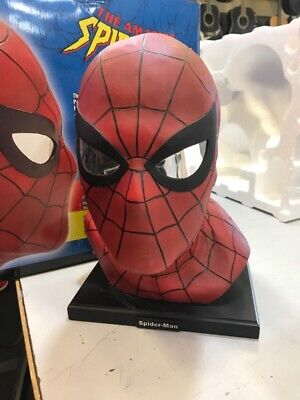 Dynamic Force Marvel Amazing Spider-Man Head Bust Statue by Alex Ros (HE1013545)