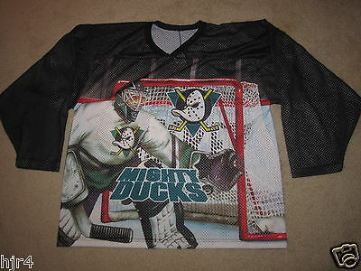 Anaheim Mighty Ducks Picasso Version NHL Ccm Maillot XL
