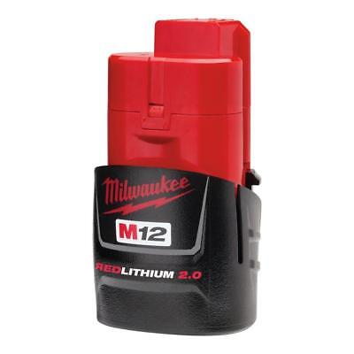 12-Volt Lithium-Ion Compact Battery Pack  Long Life Durable Lightweight