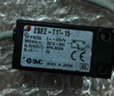 1PC Used SMC ZSE2-T1-15  #RS8