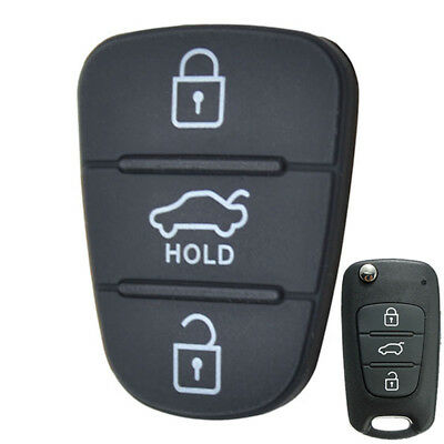 Car Key Pad Repair For Hyundai i20 i30 Kia Solaris Rio Sorento Sportage Ceed