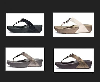 975bc1ca9166 New! Fitflop Woman fashion Body sculpting flip-flops 4 colors US Size 5