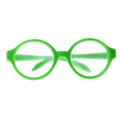 18inch American Doll Accessory -Stylish Sunglasses Green Round Frame Glasses