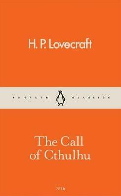 The Call of Cthulhu by H. P Lovecraft (author)