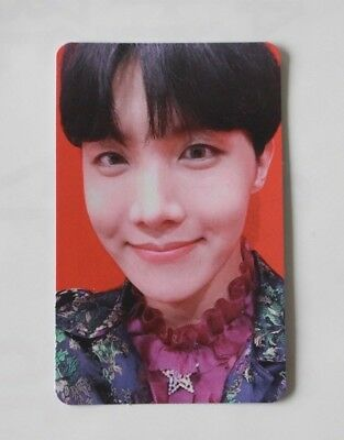 "BTS LOVE YOURSELF 結 'Answer' ""S"" Ver. J-HOPE Official Photocard"