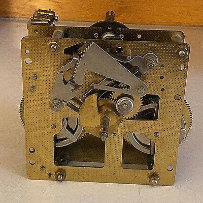 Vintage Franz Hermle 85 / 261-030A- 31cm Clock Movement / Box - Appears Unused