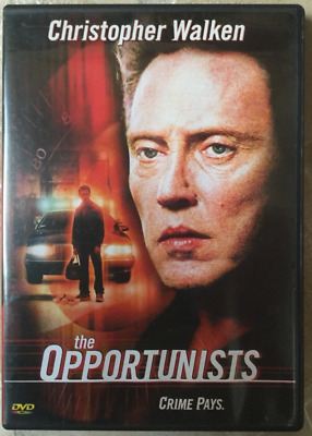 The Opportunists (DVD, 2000)
