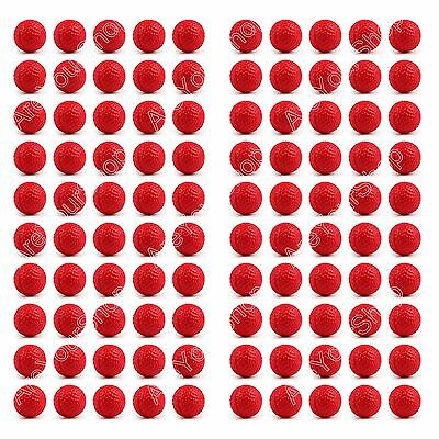 100PC Round Refill Replace Bullet Balls Toy Fr Rival Apollo ZEUS Dart Gun R