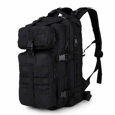 35L Military Army Backpack Trekking Bags Camouflage Rucksack Tactical Sport Bag