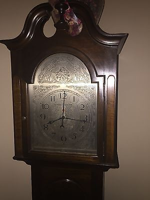 General Electric Grandfather Clock